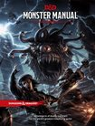 Dungeons & Dragons Monster Manual (Core Rulebook 3 of 3 for the D&D Roleplaying Game)