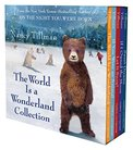 Nancy Tillman's The World Is a Wonderland Collection: (The World is a Wonderland; If You Were an Animal; Let it Snow!; If I Owned the Moon; Sweet Drea